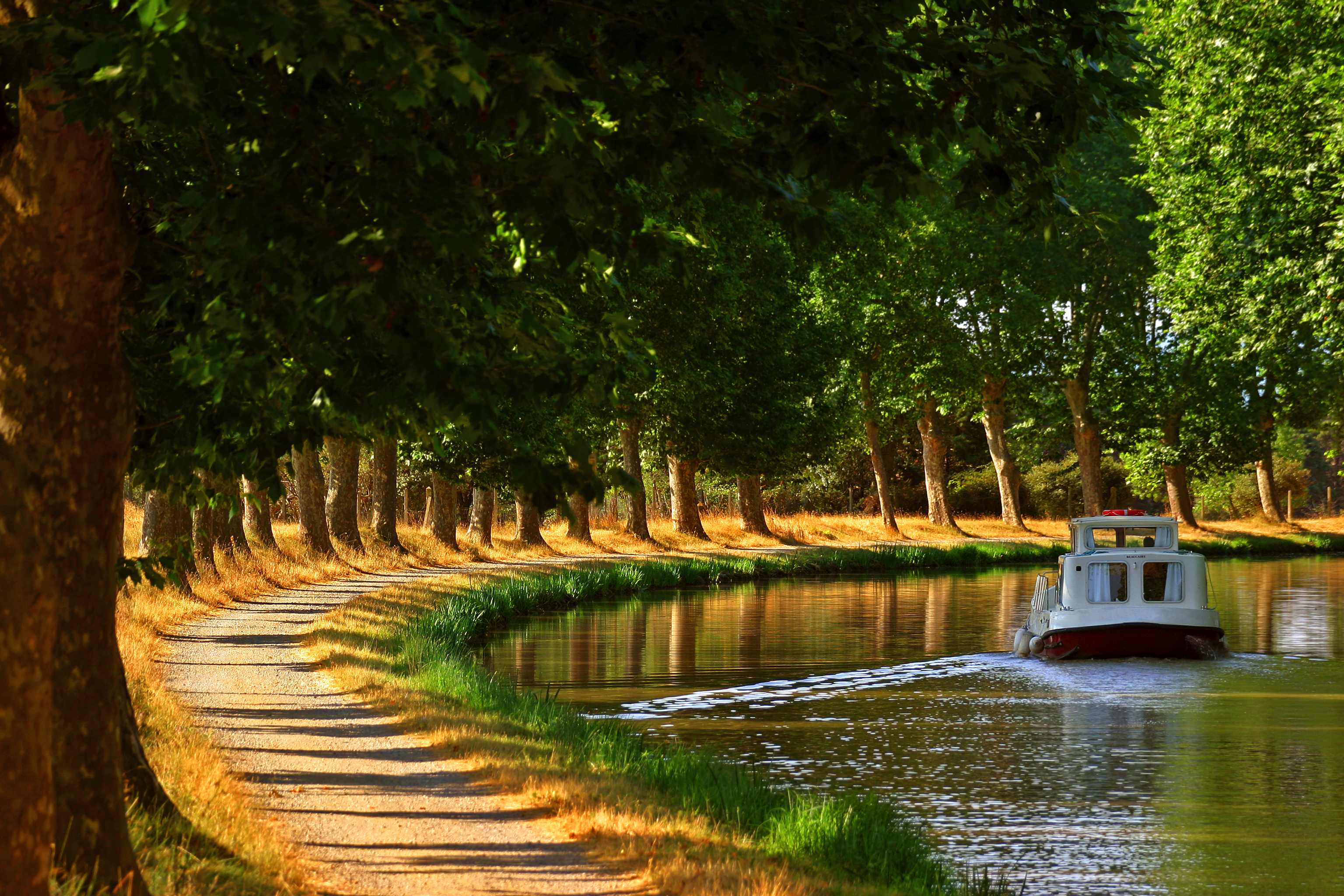 Aude Department, Canal du Midi